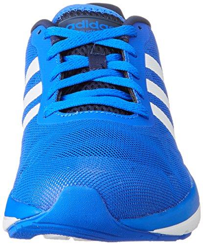 Blau Cloudfoam Schwarz Ftwbla Gelb Turnschuhe Amasol Weiß Herren adidas Blau Flow w45qXxnI