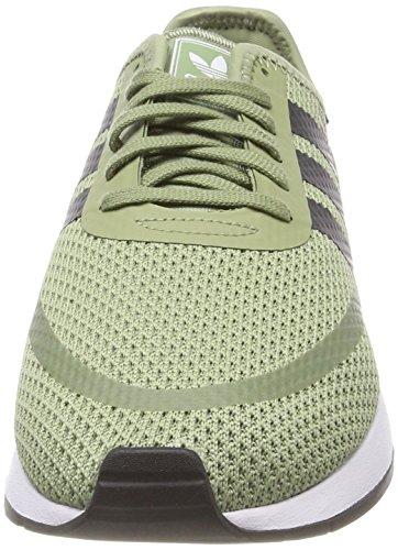 Uomo Tent da adidas Fitness Verde White Scarpe Green Runner Carbon Iniki CLS Footwear YYwR4B8