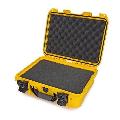 Nanuk 920 Waterproof Hard Case with Foam Insert - Yellow