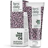 Australian BodyCare Femi Daily (100ml) für Intimpflege. Natürliches Gel mit Teebaumöl für tägliche Pflege des Intimbereichs. Verhindert intime Beschwerden im äuseren Genitalbereich wie Juckreiz, Reizung, Brennen und Trockenheit - Bekannt aus der Apotheke