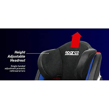 Sparco Child Seat F1000ki Isofix Black Grey 9 To 36 Kg 9 Months To 12 Years E4 R44 Baby