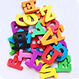Kyпить Bigger Size Magnetic Letters and Numbers for Kids Gift Set and Educational Toys- 68 pieces Refrigerator Magnets ABC Alphabet and Number For Education Fun на Amazon.com