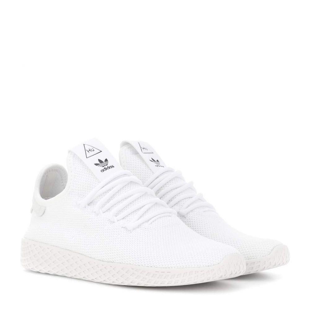 (アディダス) adidas Originals = Pharrell Williams レディース シューズ靴 スニーカー Pharrell Williams Tennis Hu sneakers [並行輸入品] B07FNNW5Z2 UK5/JP25