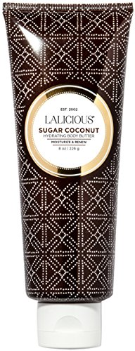 LALICIOUS - Sugar Coconut Hydrating Body Butter - 8 - Sugar Hydrating