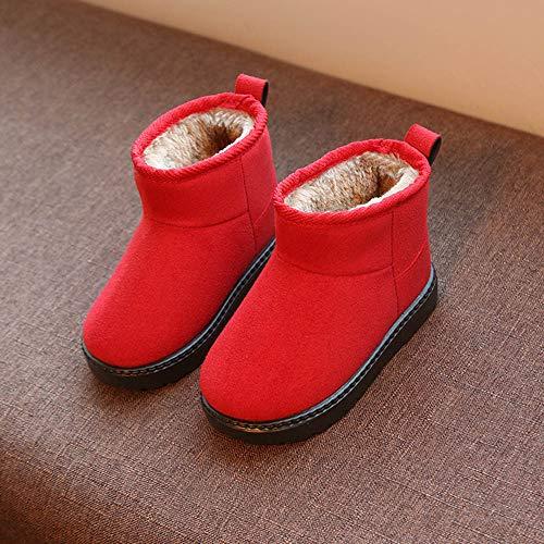 Niña Ashop Zapatillas Sala Zapatos Deportivos Rojo Futbol De Bebé Botines Niño Bebe HHqYAW