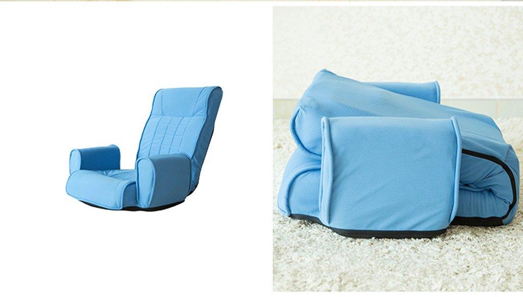 Lazy sofa Fold Silla de la Sala de Estar Salón de Tela de ...