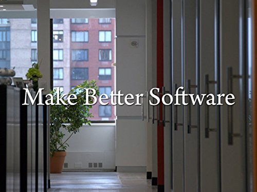 Make Better Software on Amazon Prime Video UK