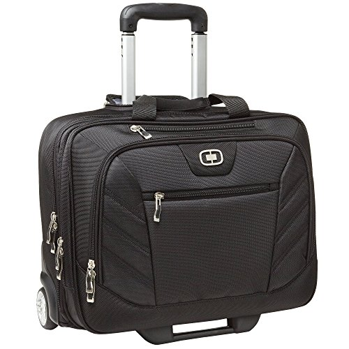 Ogio Bags Computer (OGIO 417018 - Black Laptop/Tablet Work Briefcase/Travel Bag)