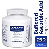 Pure Encapsulations - Buffered Ascorbic Acid - Vitamin C for Sensitive Individuals - 250 Capsules