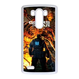 LG G3 Phone Case for Gears of War pattern design GQ05GW87552