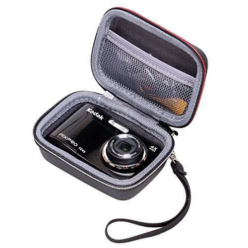 Case for Kodak PIXPRO FZ43 Friendly Zoom 16 MP Digital Camera Storage Travel Carrying Bag by XANAD
