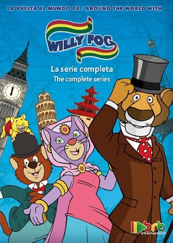 La Vuelta Al Mundo De Willy Fog [DVD]