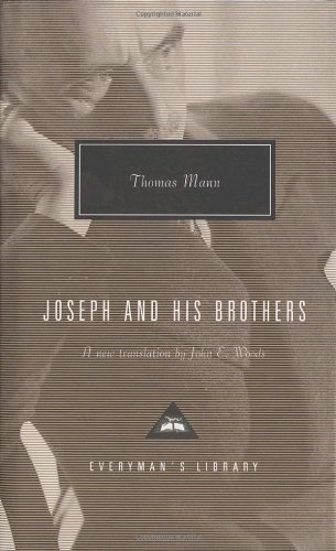 Book cover for Joseph and His Brothers
