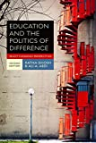img - for Education & the Politics of Difference: Select Canadian Perspectives by Ratna Ghosh (2013-06-12) book / textbook / text book