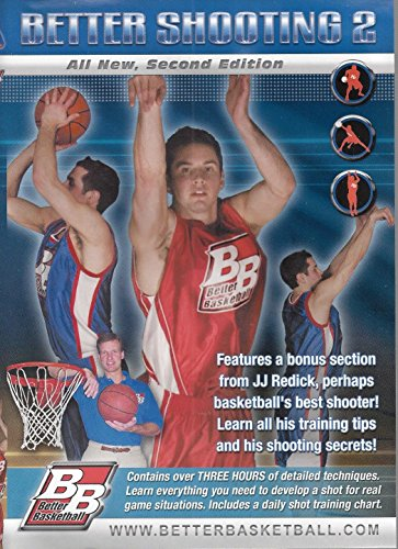 Better Basketball - Better Shooting 2: JJ Redick's Better Shooting Instructional DVD (Best Basketball Instructional Videos)