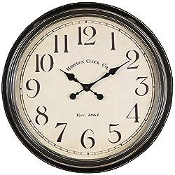 Cooper Classics Whitley Clock
