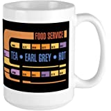 CafePress Tea, Earl Grey, Hot Mugs Coffee Mug, Large 15 oz. White Coffee Cup