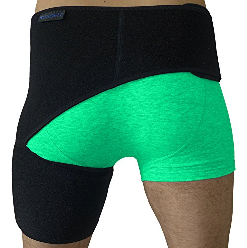 Groin Support Brace Quadriceps Compression