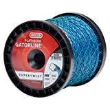Oregon 20-102 Platinum Gatorline 3-Pound Spool String Trimmer Line 0.095-Inch Gauge