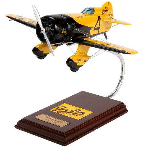(Mastercraft Collection GeeBee -Z- Model Scale:1/20)