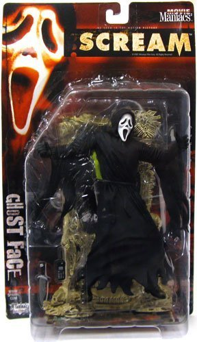 Movie Maniacs Series 2: Scream Ghostface by Movie Maniacs -