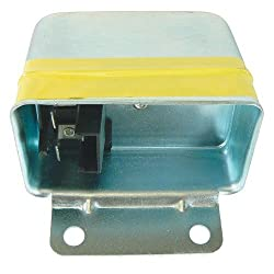 Voltage Regulator - 12 Volt - 3 Spade Plug John De