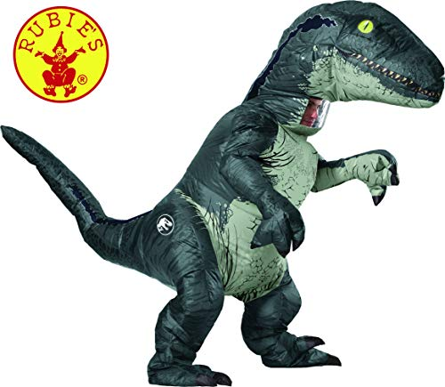 Rubie's Men's, Velociraptor Inflatable]()