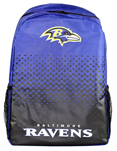 Baltimore Ravens Rucksack - NFL Football Fanartikel Fanshop