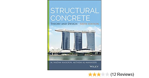 Amazon com: Structural Concrete: Theory and Design eBook: M