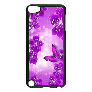 Butterfly iPod Touch 5 Case Black