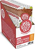 Veggie-Go's Organic Fruit and Veggie Strip with No Added Sugar, Sweet Potato, Apple, Spices, 0.425 Ounce (Pack of 20) Review