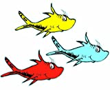 Best Decoration Fishes - Eureka Dr. Seuss One Fish, Two Fish Assorted Review