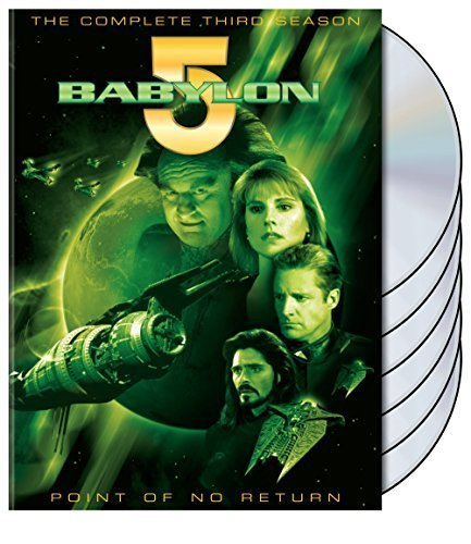 Babylon 5: Season 3 (Repackage) by Warner Home Video