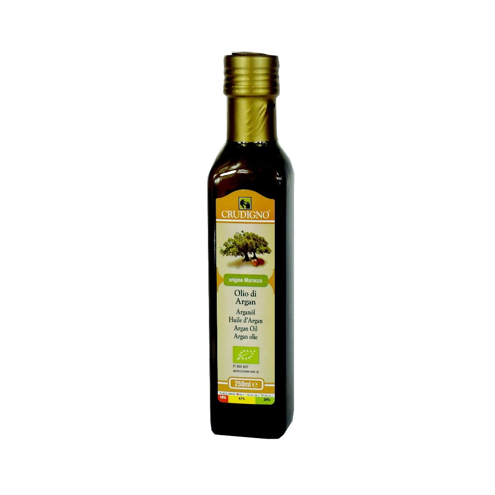 Crudigno - Olio di Argan - 250ml (Case of 6)
