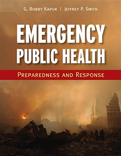 763758701 - Emergency Public Health: Preparedness and Response