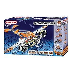 Meccano-Erector®, Multi Model 15 in 1 construction set - Item #6515