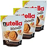 Nutella Biscuits 3 Packs of 304g - A Delicious