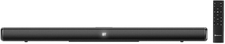 Rockville ONE-BAR All in One SoundBar 2.1 Bluetooth Sound Bar w/Sub Built in
