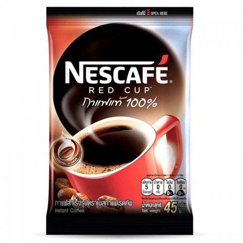 Nescafe Red Cup Instant Coffee 45 g.