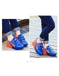 u-laner LED Shoes For Children Boy and Girl