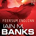 Feersum Endjinn Audiobook by Iain M. Banks Narrated by Peter Kenny