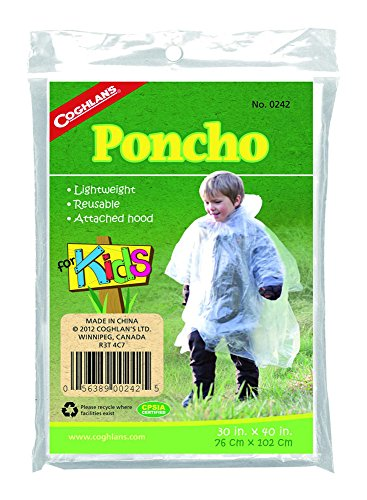 coghlans-poncho-for-kids