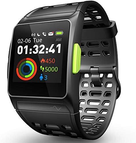DR VIVA Pedometer Multi Sports Notifications Smartwatch product image