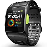 Best Gps Running Watches - DR.VIVA GPS Running Watch, Smart Watch Heart Rate/Sleep/Pedometer/ECG Review