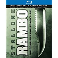 Rambo: The Complete Collector's Set (First Blood / Rambo: First Blood Part II / Rambo III / Rambo)