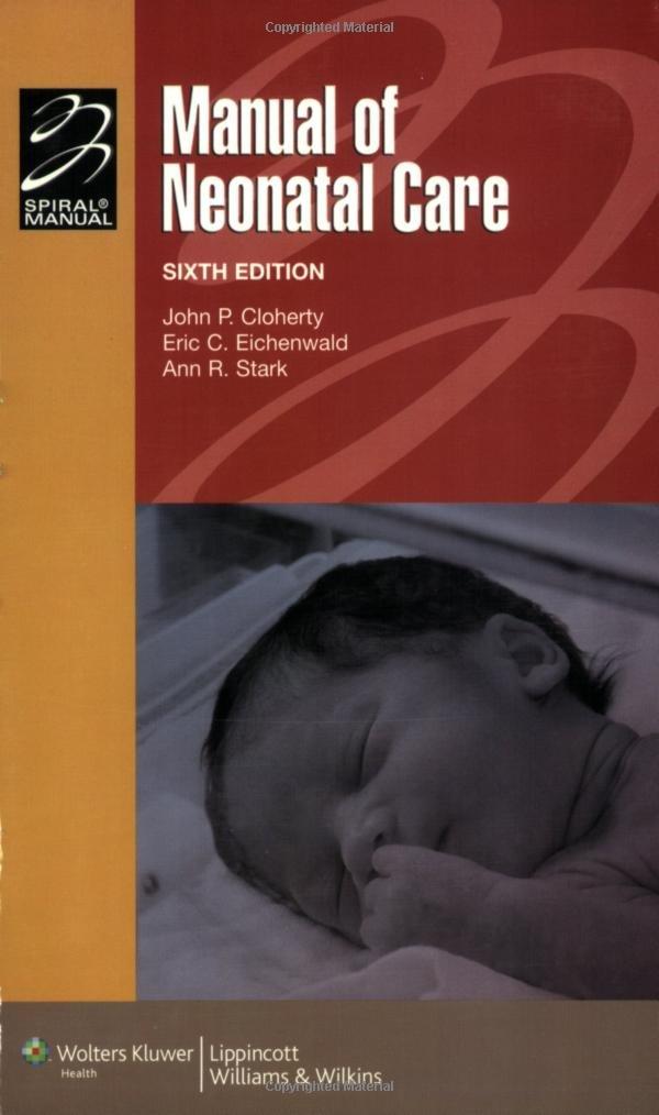 buy manual of neonatal care spiral manual series book online at rh amazon in manual of neonatal care amazon manual of neonatal care pdf