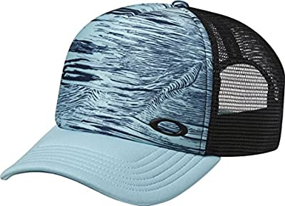 Oakley Mens Mesh Sublimated Trucker Adjustable Hat from Oakley