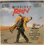Midnight Run on Laserdisc