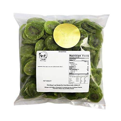 High Quality Dried Kiwi 2 Pound Bulk - Kiwi Slices