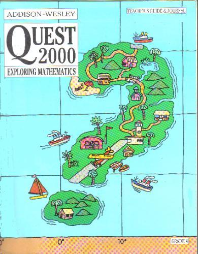 Addison-Wesley Quest 2000: Exploring Mathematics - Grade 4 ...